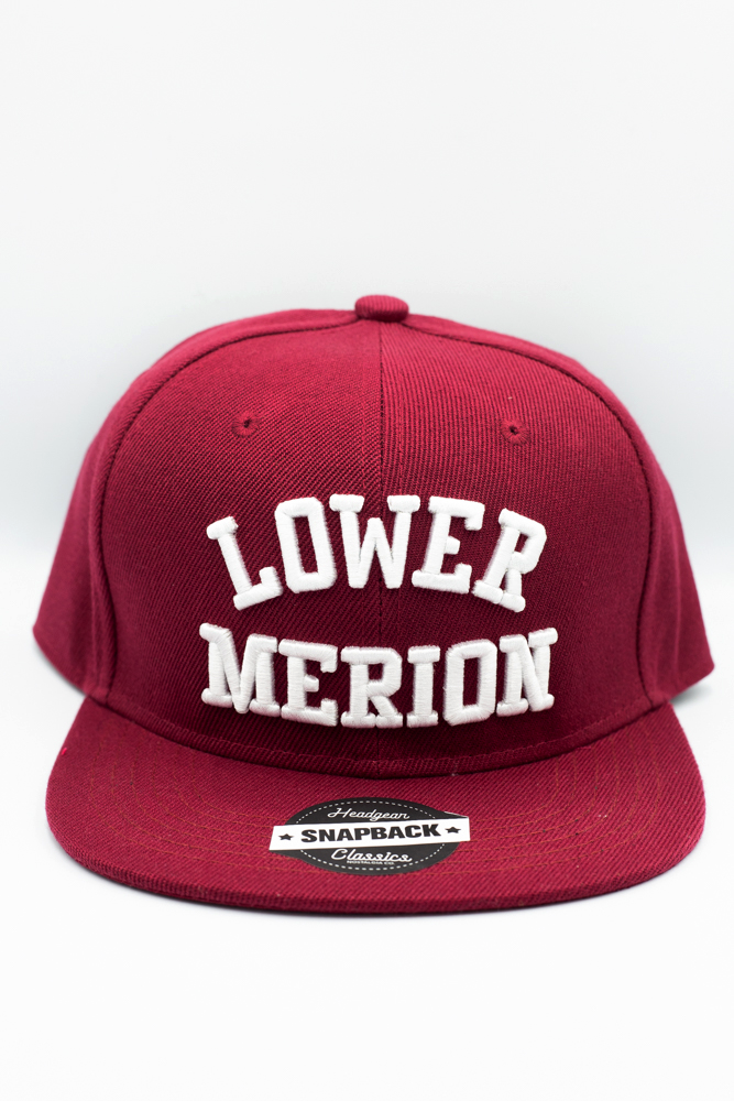 LOWER MERION SNAPBACK