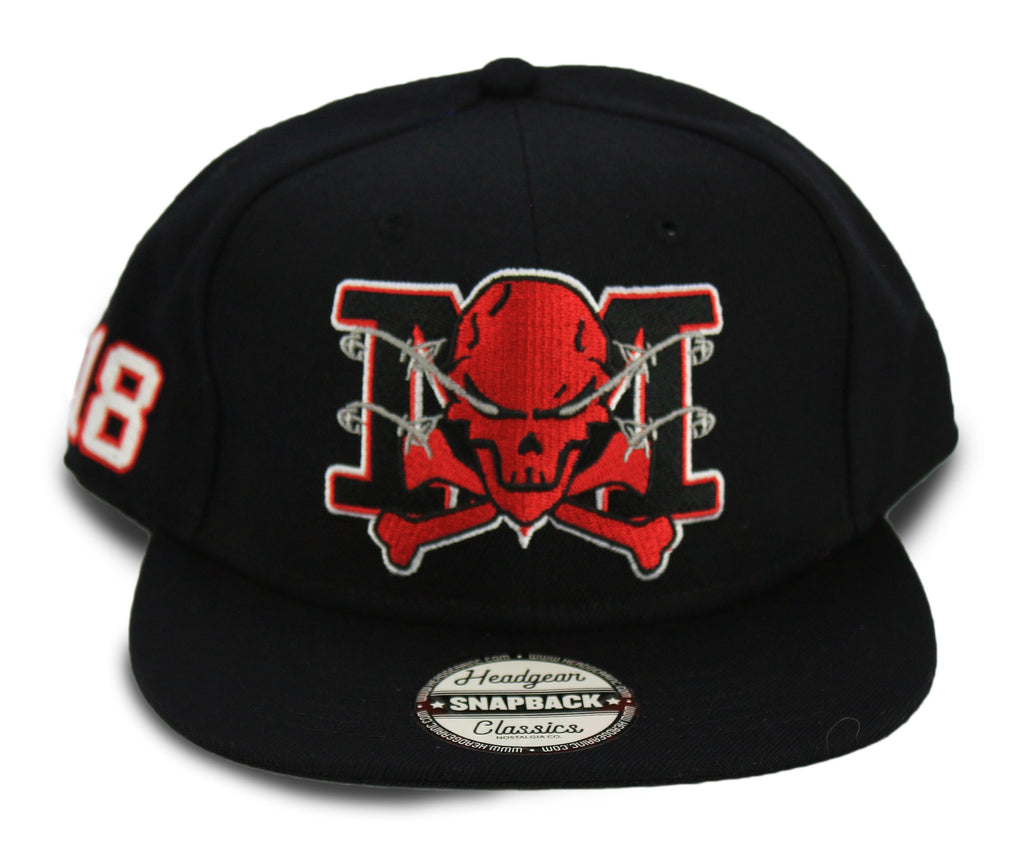 The Longest Yard Mean Machine Snapback Hat - shopallstarsports.com