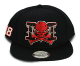 The Longest Yard Mean Machine Snapback Hat