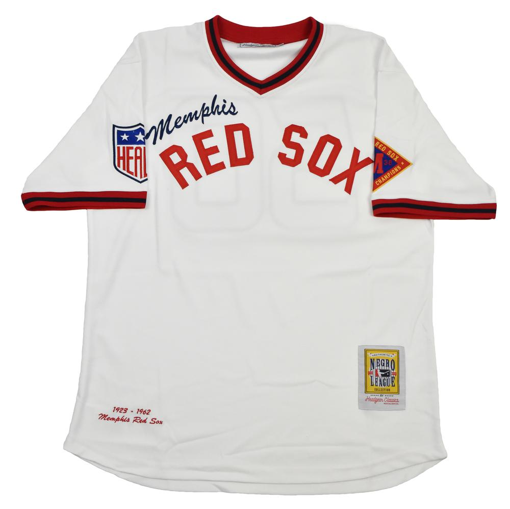 Memphis Red Sox Pullover Jersey