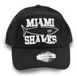 Miami Sharks Willie Beamen Dad Hat