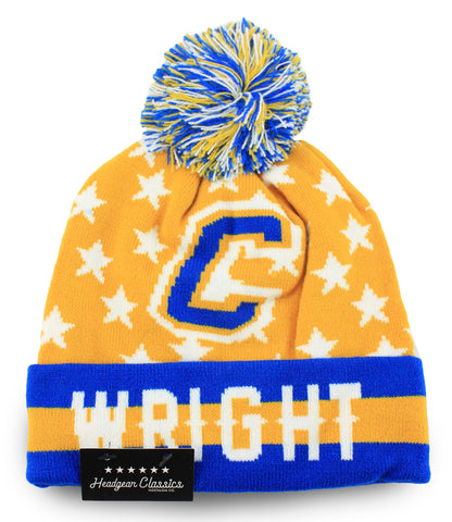 Love & Basketball Monica Wright Beanie Hat - shopallstarsports.com