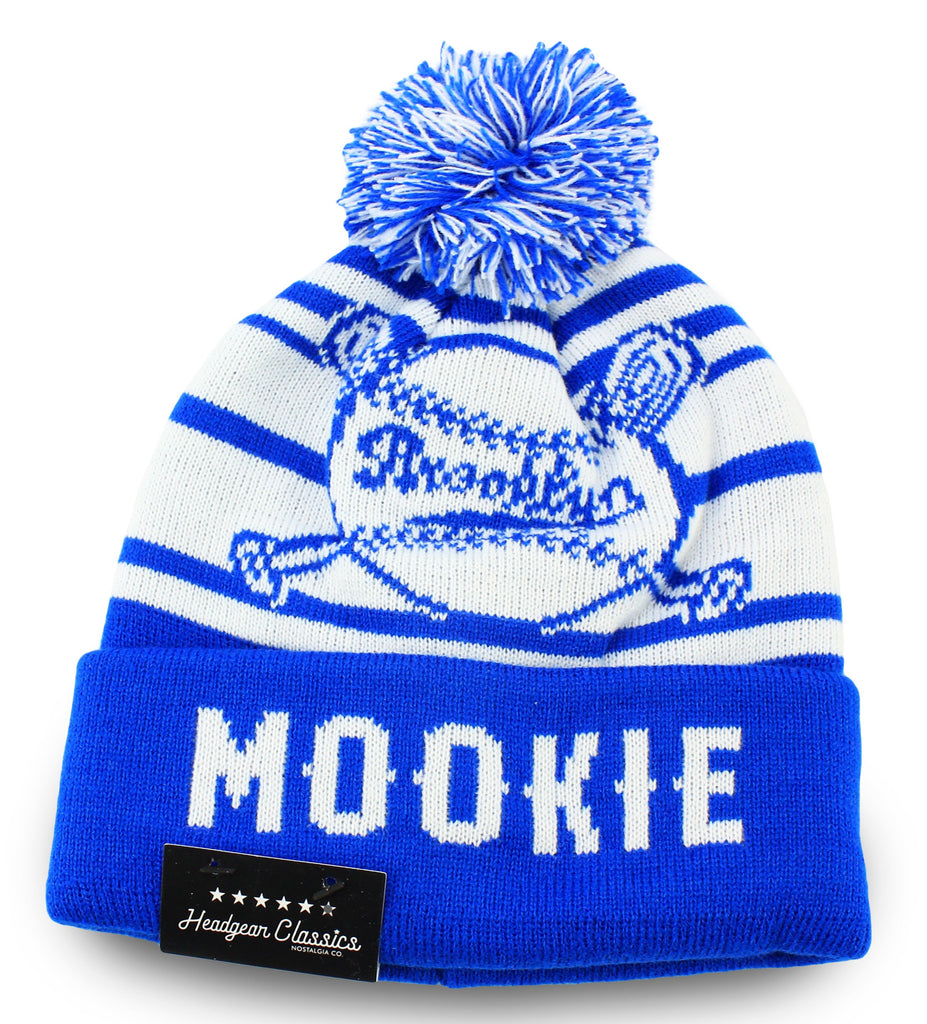 Do The Right Thing Brooklyn Dodgers Beanie Hat - shopallstarsports.com