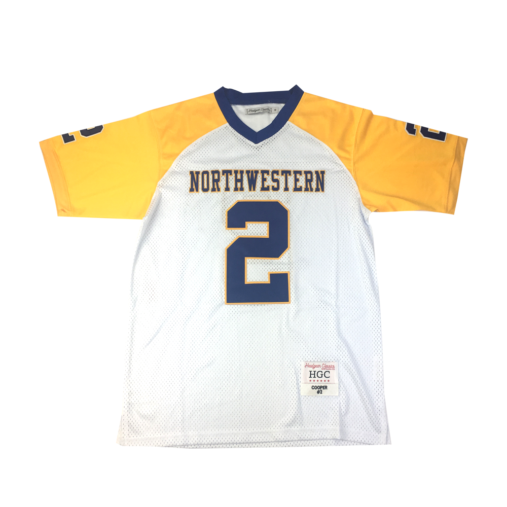 Amari Cooper High School Football Jersey - shopallstarsports.com