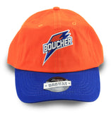 The Waterboy Bobby Boucher Orange Dad Hat