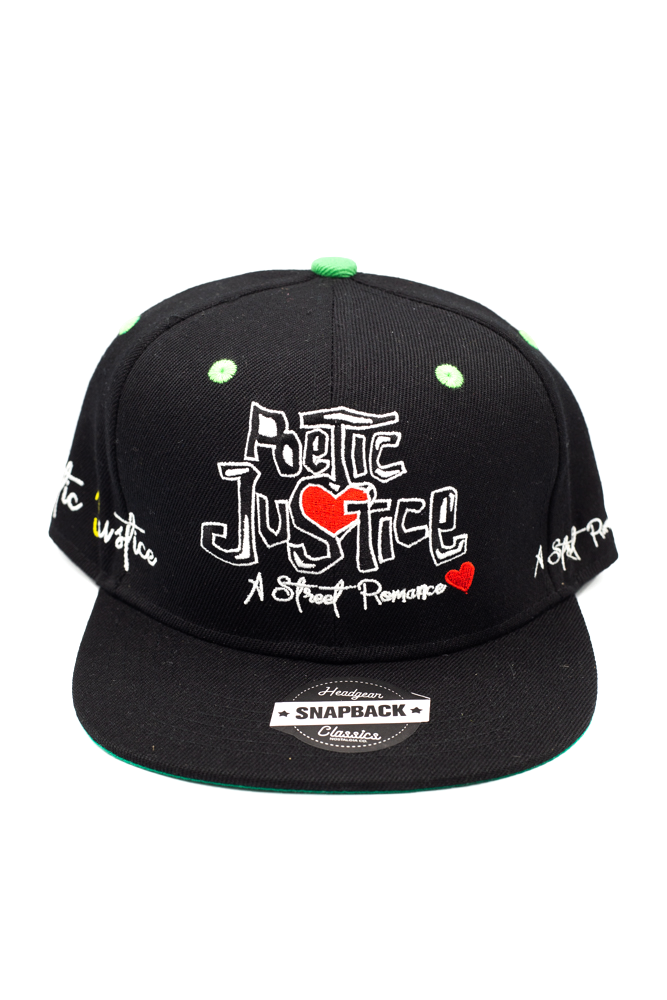 POETIC JUSTICE TRIBAL SNAPBACK