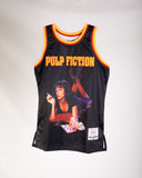 PULP FICTION BLACK BASKETBALL JERSEY