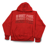 Sunset Park Shorty Hoodie