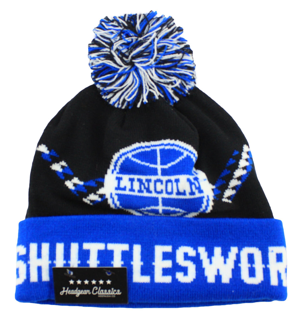 He Got Game Jesus Shuttlesworth Beanie Hat - shopallstarsports.com