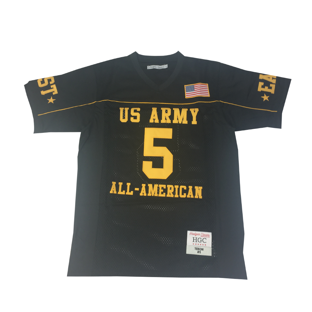 Tim Tebow All American Football Jersey - shopallstarsports.com