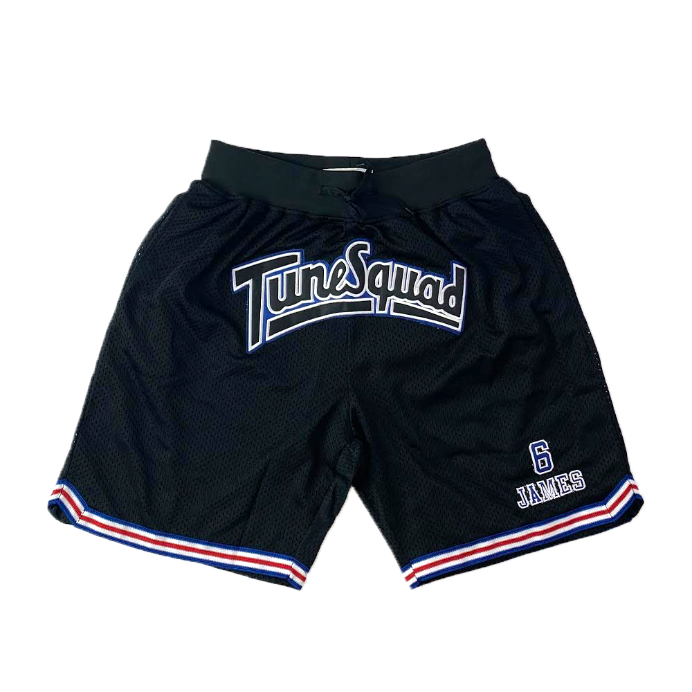 Tunesquad Lebron James Basketball Shorts