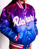 DWAYNE WADE HIGH SCHOOL SATIN JACKET