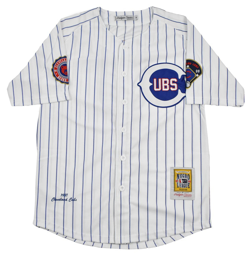 Cleveland Cubs Buttondown Jersey