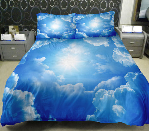 Cloud Bedding Sets Cloud Doona Cover Set