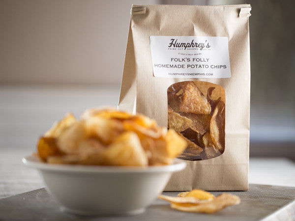 Humphrey's Potato Chips