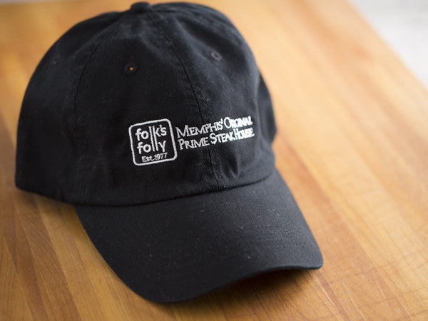 Folk's Folly Baseball Cap