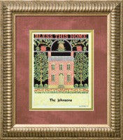 Personalized Gifts - Traditional House Blessing