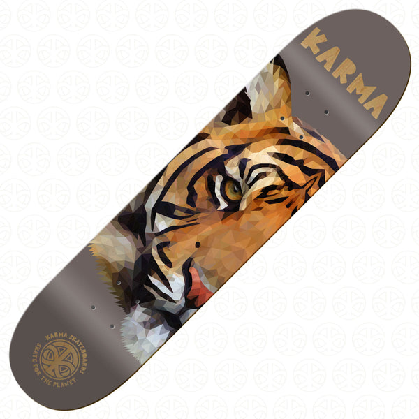 SKATE FOR THE PLANET - Tiger