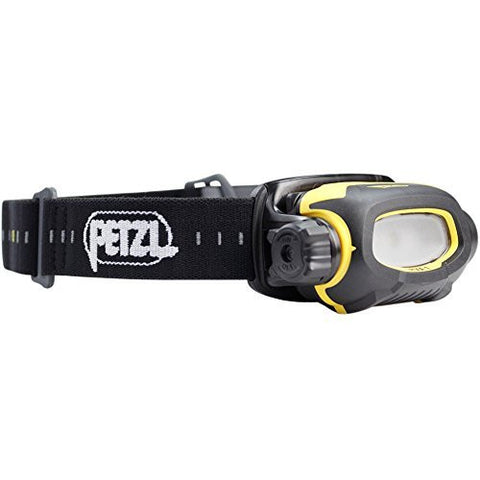 Petzl Pixa 1 Headlamp 60 Lumens Black/Yellow