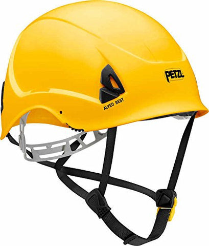 Petzl Alveo Best Helmet Yellow