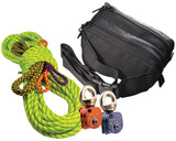 Rock Exotica Aztek Pulley Kit (1-Aztek Pulley Set, 1-Aztek Rope Set, 1-Aztek Bag)