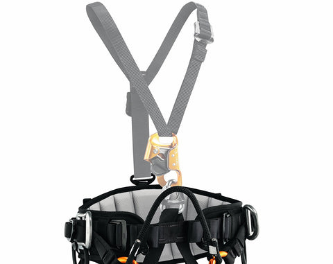 Petzl Pro Sequoia SRT Harness - Size 2