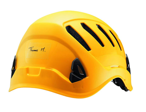 PETZL - Transparent Stickers Helmets