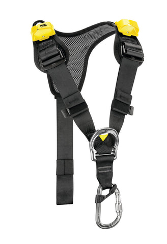 PETZL Top Chest Harness for  seat harness 1 C81AAA