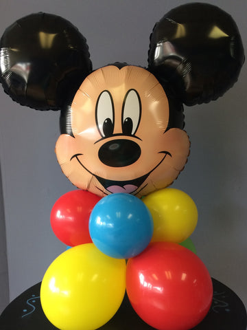Mickey Mouse/Minnie Mouse DIY Buffet Column