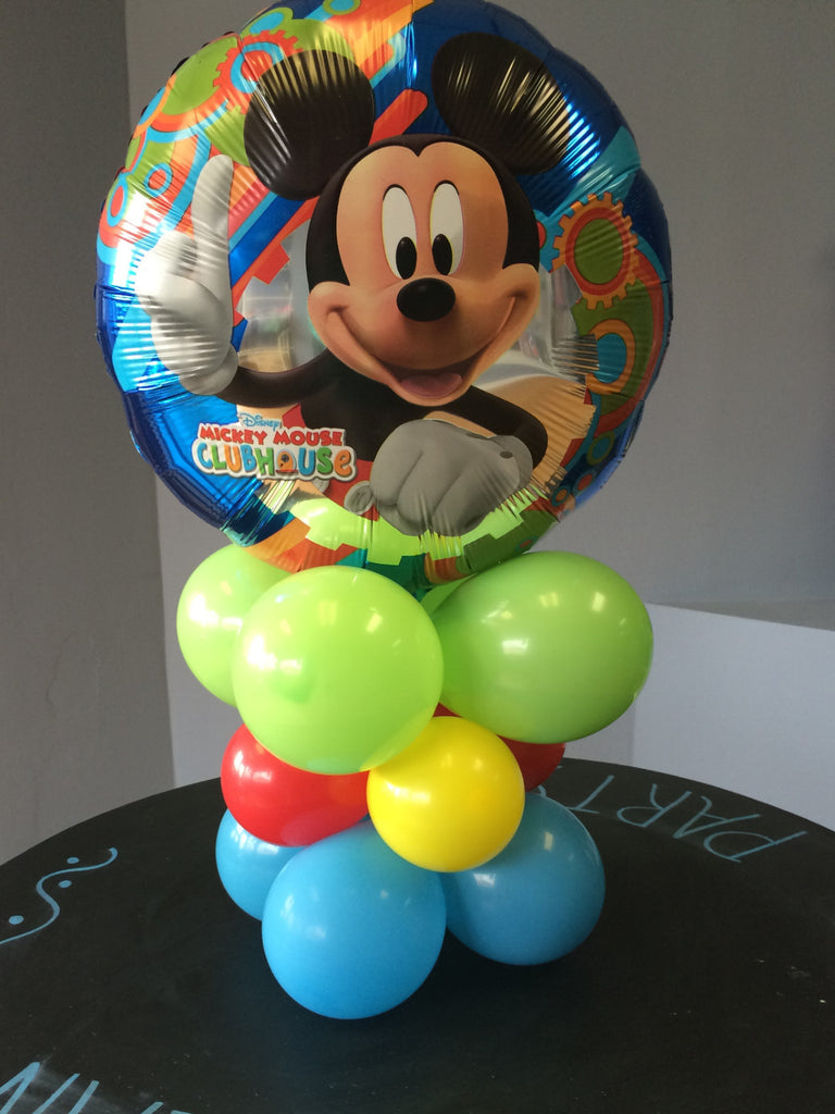 Mickey Mouse Table Top Column DIY kit