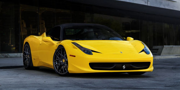 modulare forged wheels ferrari