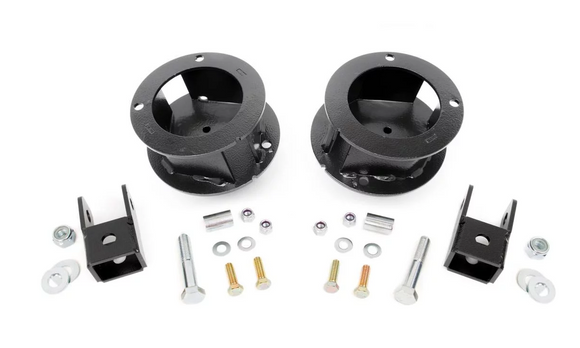 Rough Country 2.5in Dodge Leveling Lift Kit (14-20 Ram 2500 | 13-20 Ram 3500 4WD)
