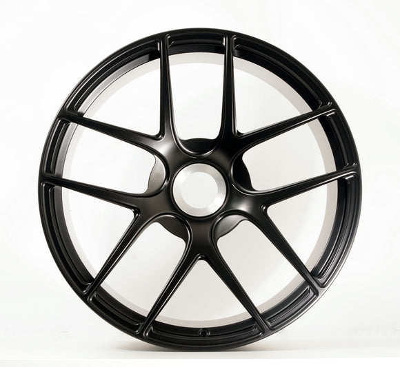 Modulare B18 center lock wheel, black