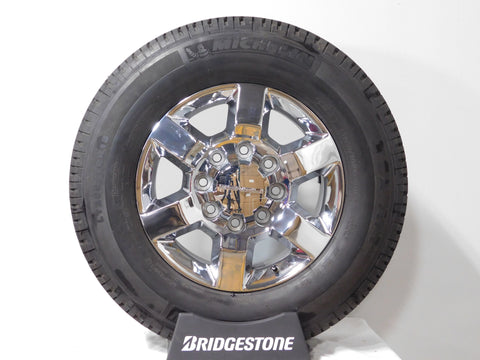 "18"" GMC SIERRA 2500-3500 HD CHROME/ PART#-PYR"