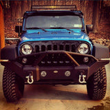 Jeep offroad bumpers
