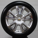 "2021 Chevrolet Tahoe / Suburban High Country 22"" Wheels, 275/50R22 Tires, Set of 4,  Part # RPT"
