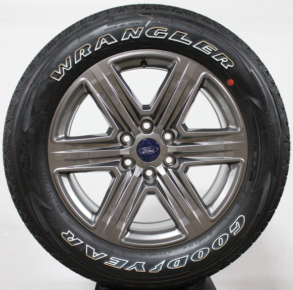 Ford F150 Stock wheels, factory wheels, oem wheels, 20