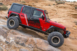 Jeep Wrangler offroad protection