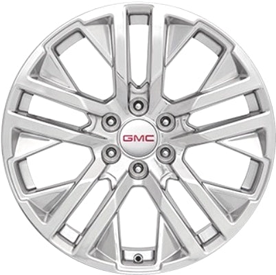 "22"" GMC SIERRA POLISHED / PART # SES"
