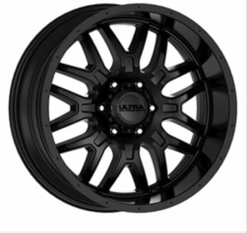 Ultra Hunter black wheels