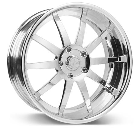 Modulare forged Vintage V15 2-piece forged wheels