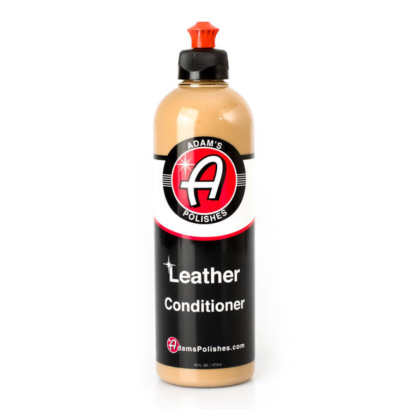 Adam's Polishes Leather Conditioner, interior detailing