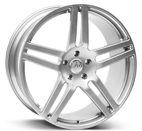 Modulare B11 forged monoblock wheels
