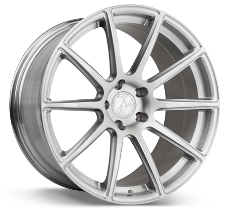 Modulare B15 EVO brushed finish wheel