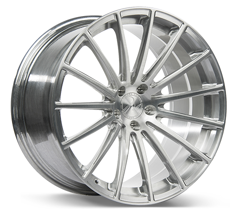 Modulare B33 monoblock forged wheels