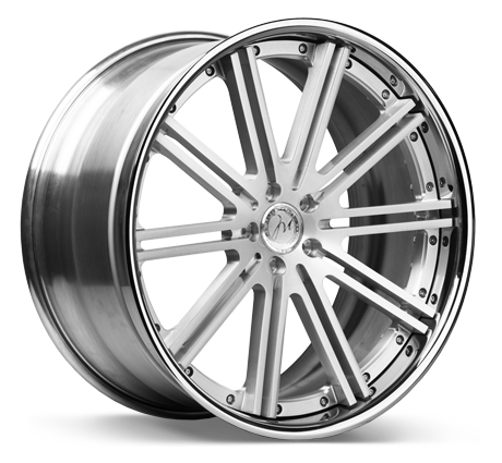 Modulare C13 3-piece forged concave wheels