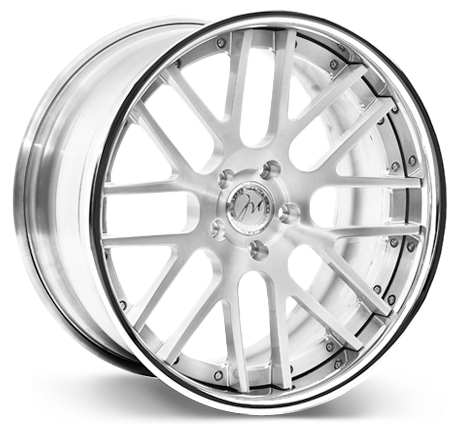 Modulare C14 3-piece concave wheels