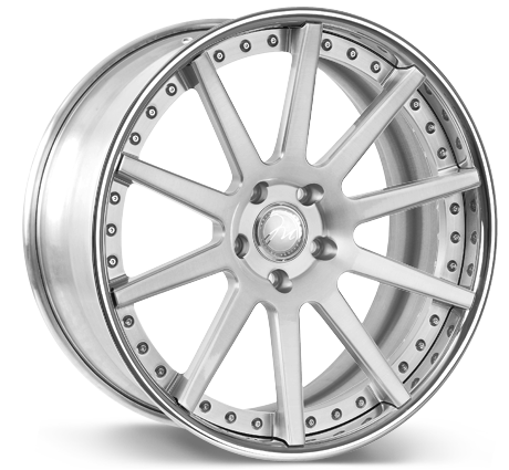 Modulare Heritage Concave C15 forged wheels