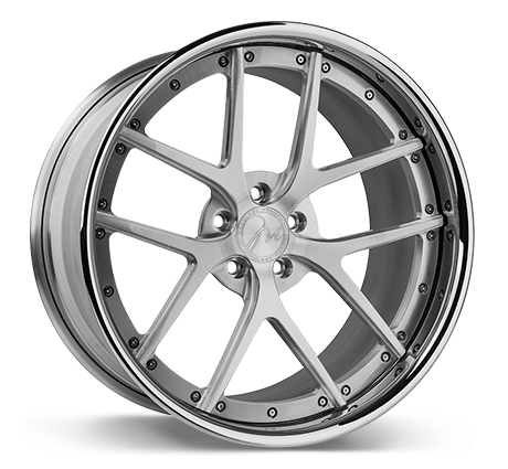 Modulare C18 EVO 3-piece forged wheels