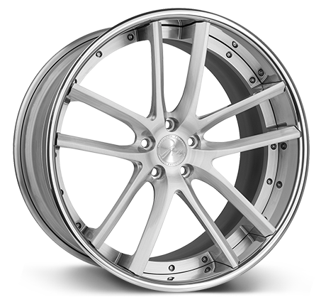 Modulare C30-DC deep concave 3-piece forged wheels